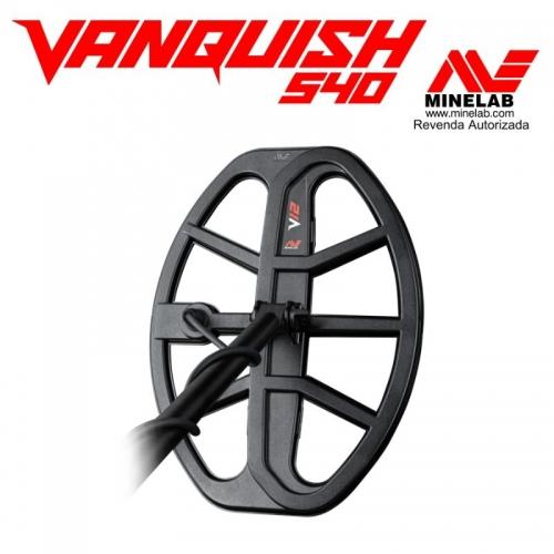 Detector de Metais Minelab Vanquish 540 / A Vista Com Desconto